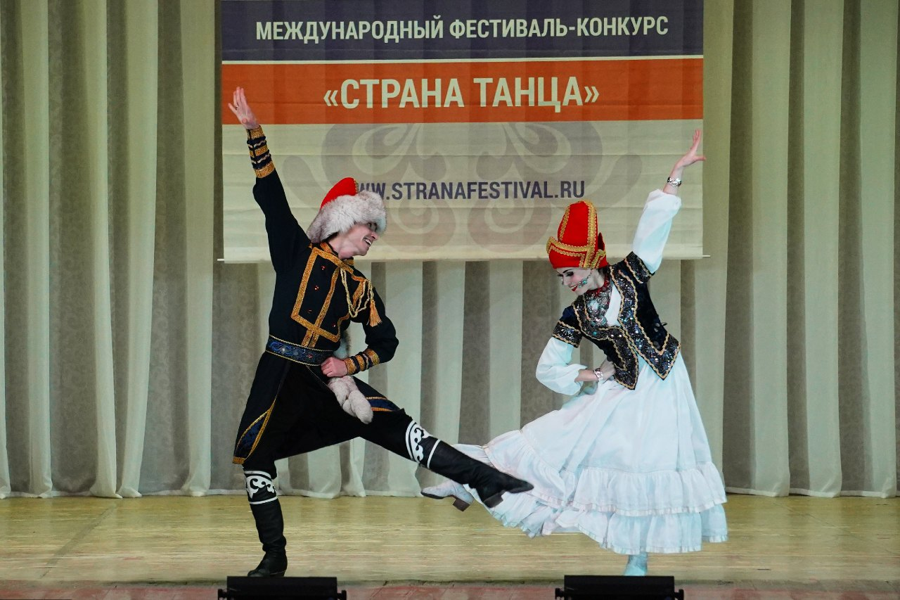 Артисты Театра танца – победители!