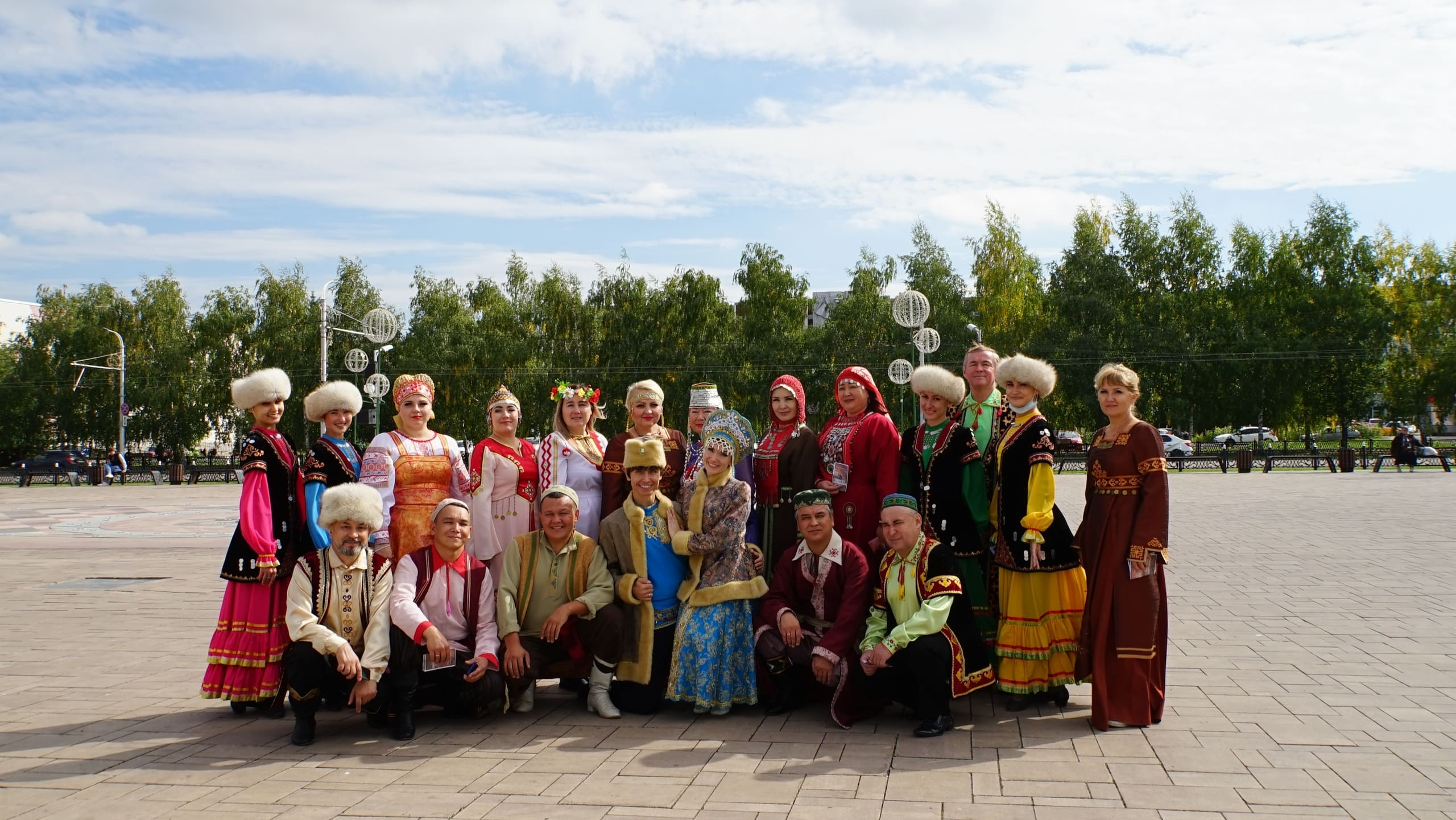 День национального костюма