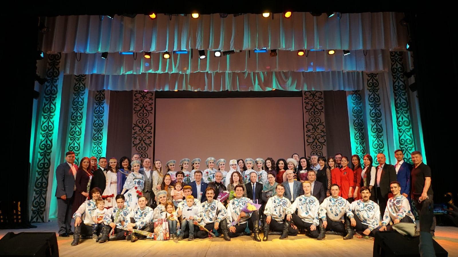 В филармонии СГТКО состоялось торжественное закрытие XXX концертного сезона