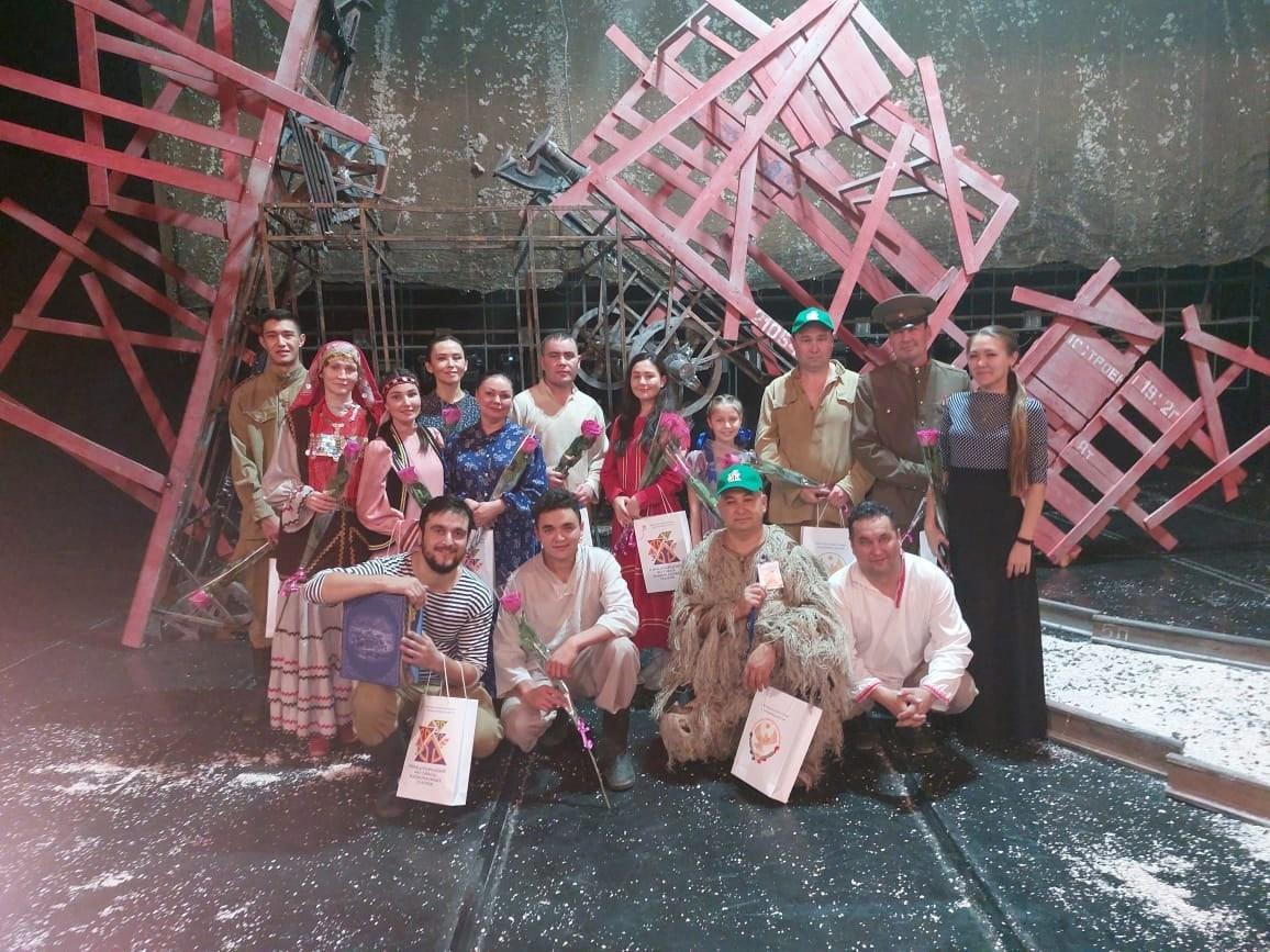 В Республике Дагестан завершился II Международный фестиваль национальных театров